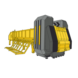 PS-Series---pipe shredder